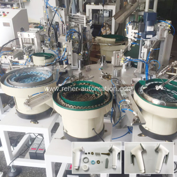 Non standard custom assembly machine