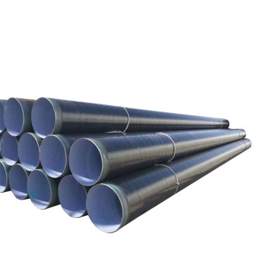 TPEP Coating Schedule 80 Steel Pipeline