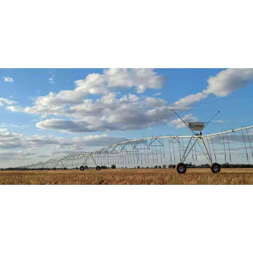 Chinese towable center pivot irrigation system