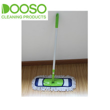 With Telescopic Iron Pole Cotton Flat Mop DS-1214B