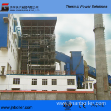 35 T/H Water-Cooling Vibrating Grate Rubber Fired Boiler