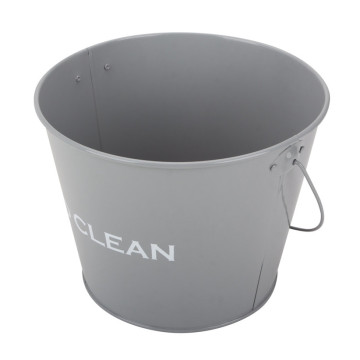 Rodent Proof And Recyclable Tin Pail Bucket