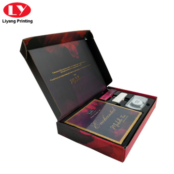 Resirkulert papir Custom Packaging Mailer Box