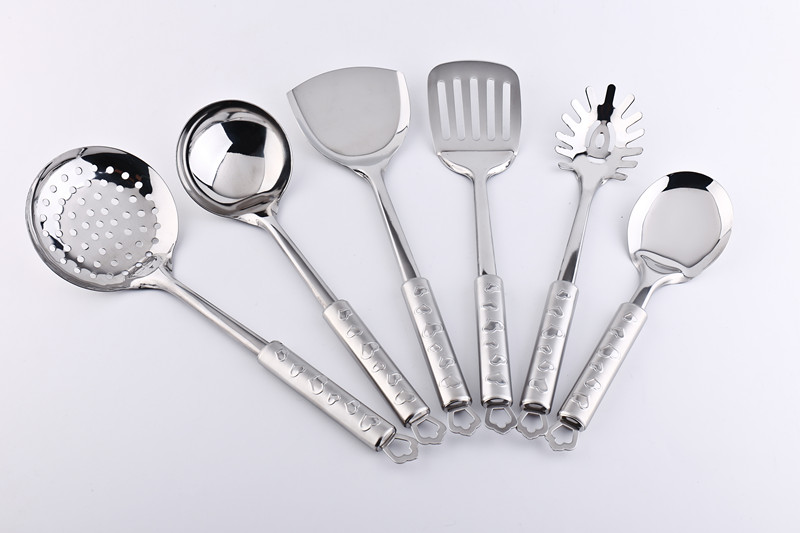 Glisten Stainless Steel Kitchenware Set