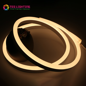 Outdoor Waterproof 24V Flexible Led Neon Rope Lights