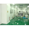 The cleanroom at Livia Cosmetics factory