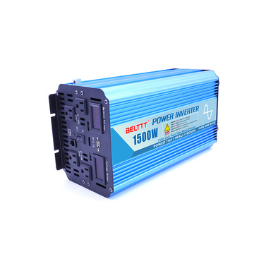 1500W Power Inverter with Wired Remote