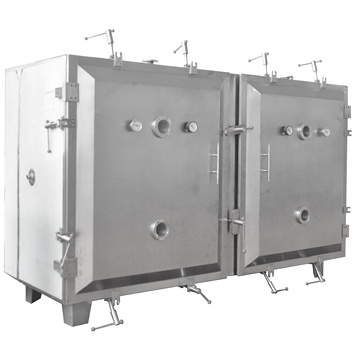 Stainless Steel 316L Vacuum Tray Dryer