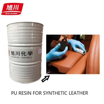 pu resins for adhesive use