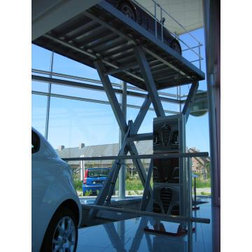 Car lift machine equipment