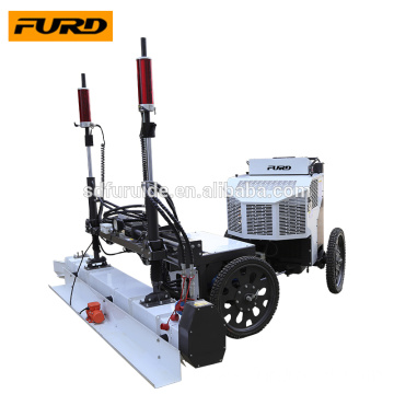 Concrete paver vibrator laser power screed for sale