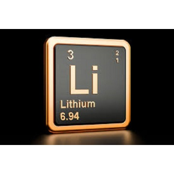lithium 7 protons neutrons electrons