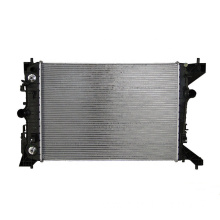 Wholesales high quality car auto aluminum radiator