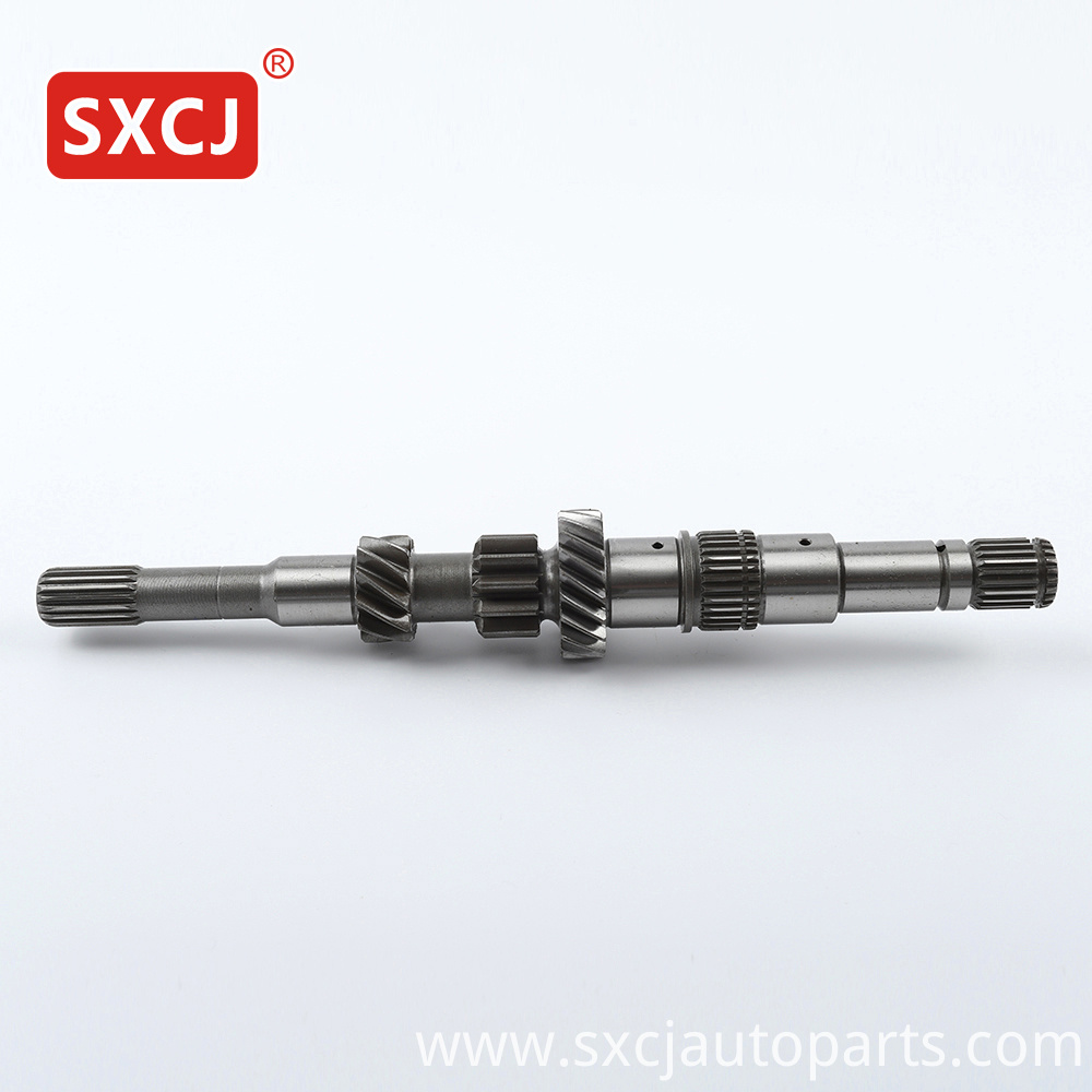 Transfer Case Input Gear Shaft