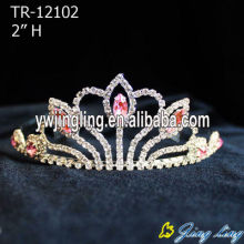 Cheap Pink Pageant Crowns And Tiaras