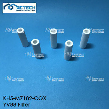 Nozzle filter for Yamaha YV88 machine