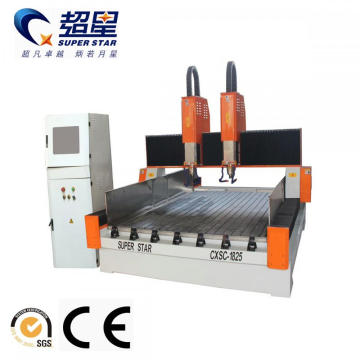 CNC Stone Machinery with Water Tank