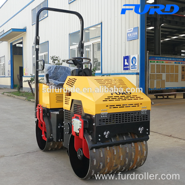 1 Ton Roller Vibratory Sheeps Foot Compactor (FYL-880)