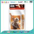 STAR WARS 3 pcs stationery set