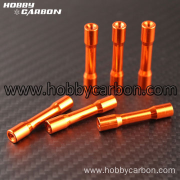 Colored M3 Aluminum Standoffs Fit for Bolts
