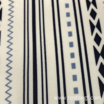Cotton/Viscose/Pol High Spandex Fabric