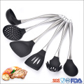 Kitchen tools silicone cooking set kitchen utensils