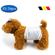 Disposable Male Wraps Dog Diapers