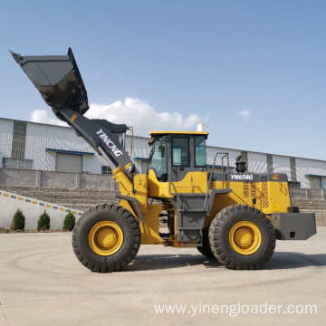 5 Ton wheel loader with economic price