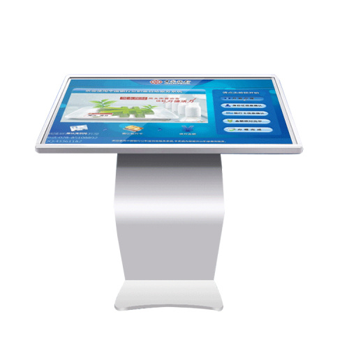 capacitive touch screen for advertising player