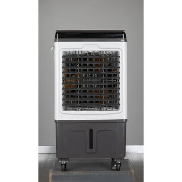 Glass Cover 4000CBM Airflow Remote Control Air Cooler