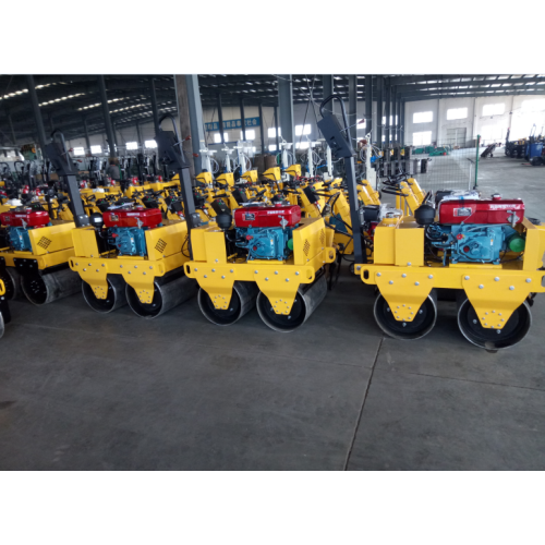 Top Quality 600kg Hydraulic Vibratory Road Roller