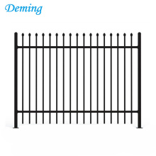 High Quality Decorative Zinc Steel Fence