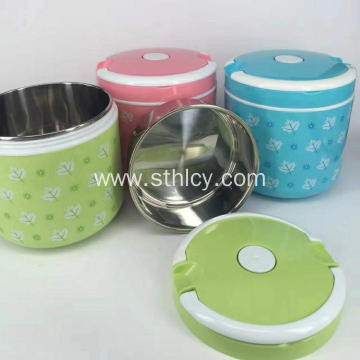 Stainless Steel Lunch Box Food Container Set
