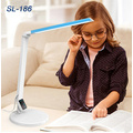 Simple Designs Flexible plastic Table Reading Lamp