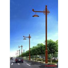 Classical Single-Arm Street Lamp