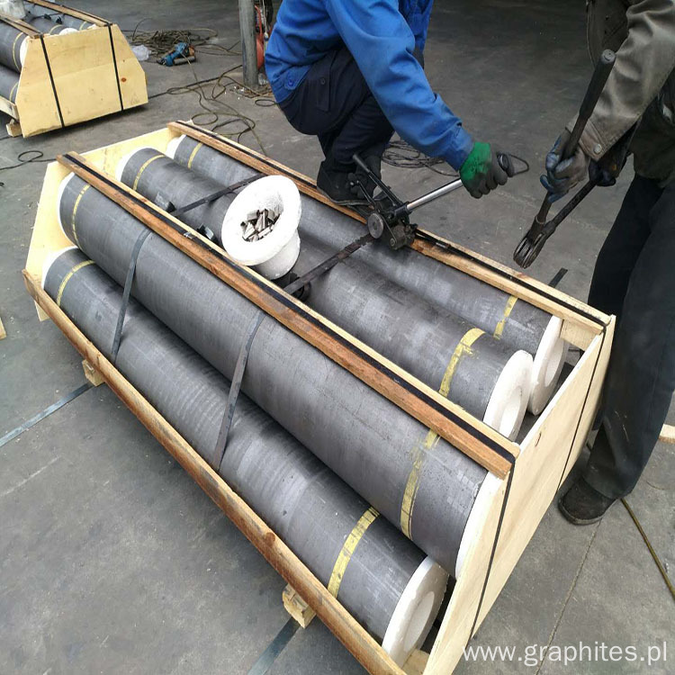 UHP Graphite Electrode 400mm For Arc Furnace