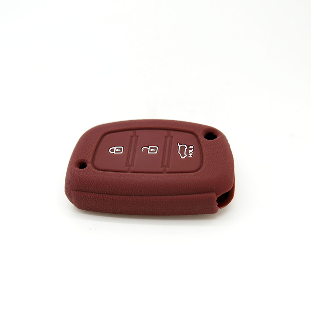 silicone car key holder hyundai