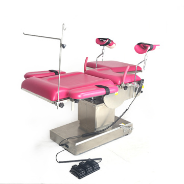 Factory direct electric gynecological bed high-grade type