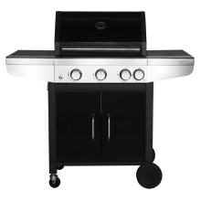 3 Burner Open Cart Gas Grill