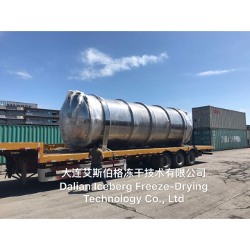 168  Lyophilizer Double Door Fd Machine