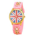 Hot Sale Children Silicone Wrist Strap Watch