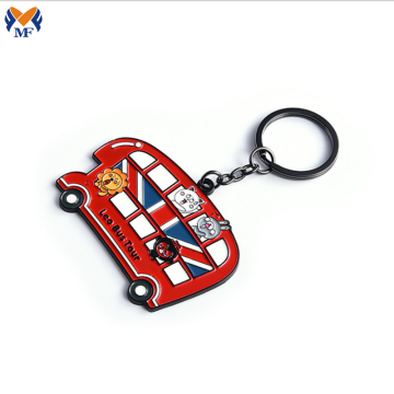 Best Selling Gift Custom Babe Keychain