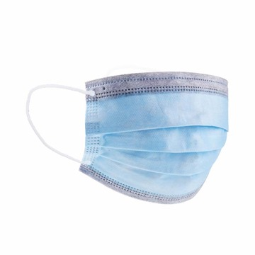 Gauze Nonwoven Earloop Graphene Face Mask