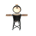 Auplex Outdoor Charcoal Pizza Oven Ceramic Grill BBQ Kamado