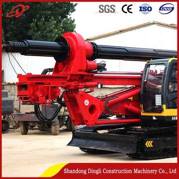 Dingli Hot Sale High Quality Tracked Drilling Rig