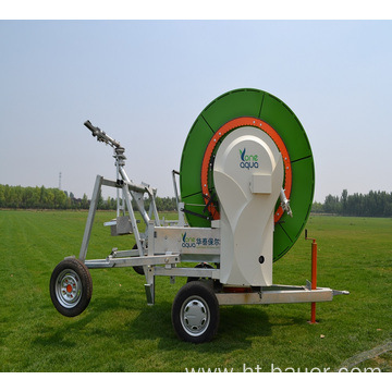 high efficiency hose reel irrigation system