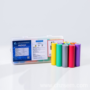High-Performance  Cylindrical Battery BR14250
