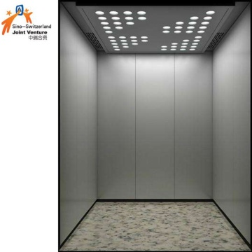Microprocessor Control Run Effectively Freight Elevator