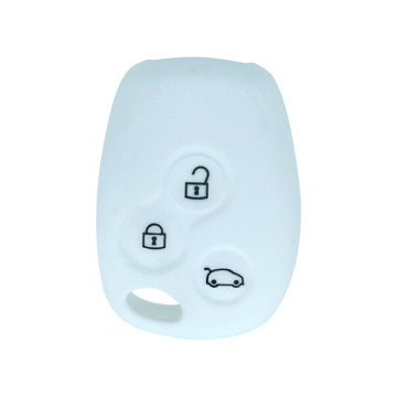 Benz fob skin silicon car key shell