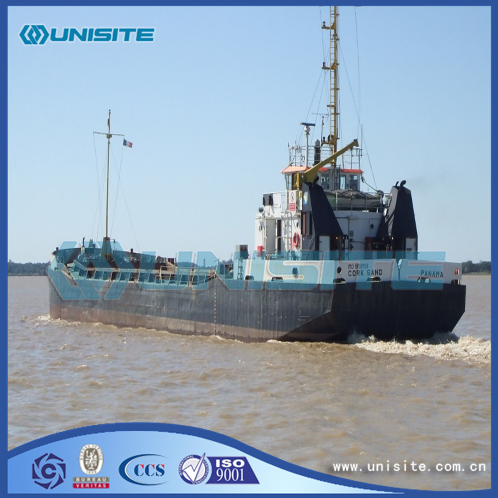 Customized barges sand boat